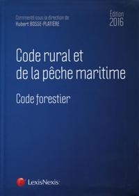 CODE RURAL ET DE LA PECHE MARITIME 2016  CODE FORESTIER - CODE FORESTIER.