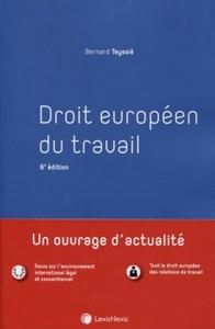 DROIT EUROPEEN DU TRAVAIL