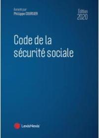 CODE DE LA SECURITE SOCIALE 2020