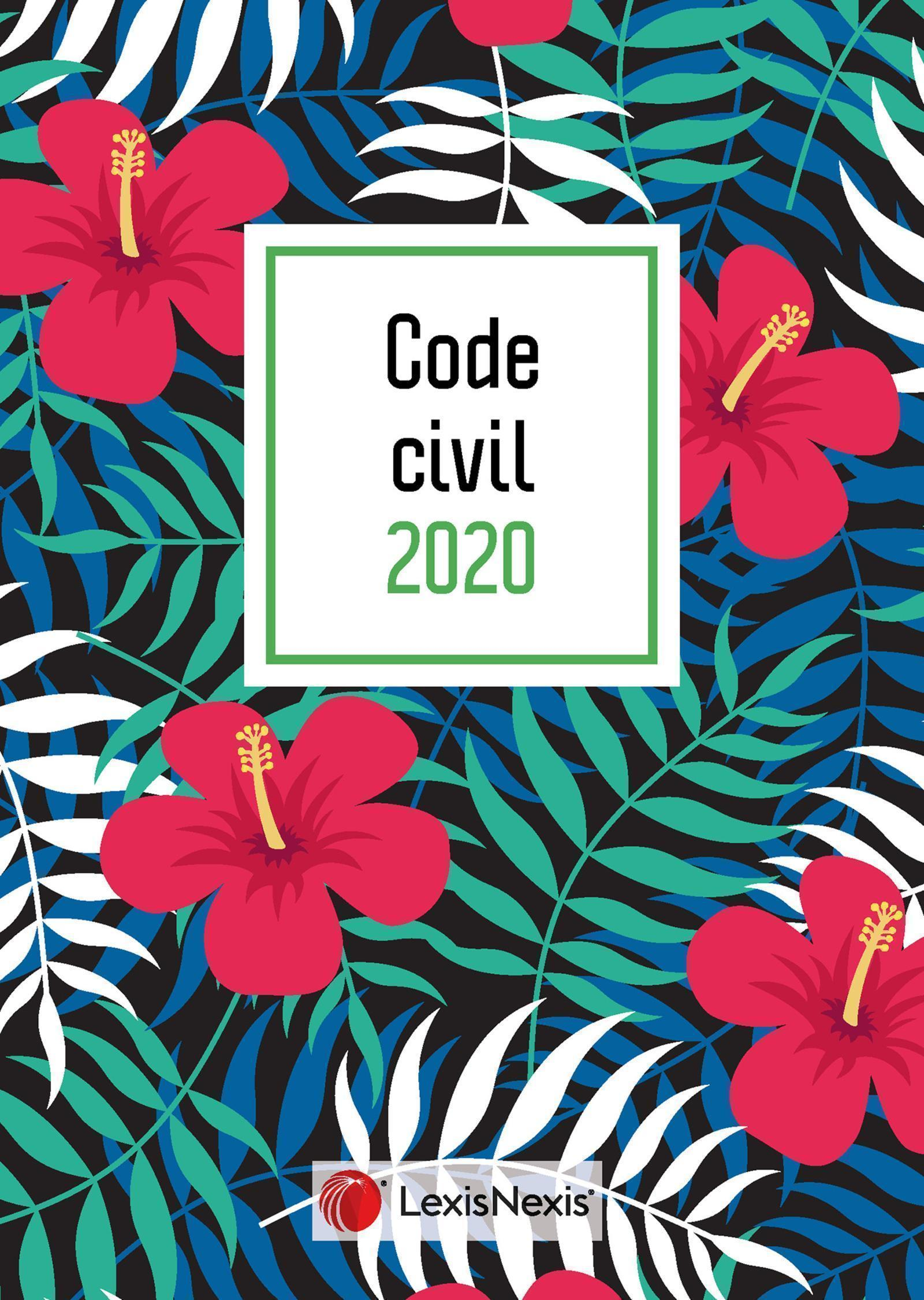 CODE CIVIL 2020 HIBISCUS