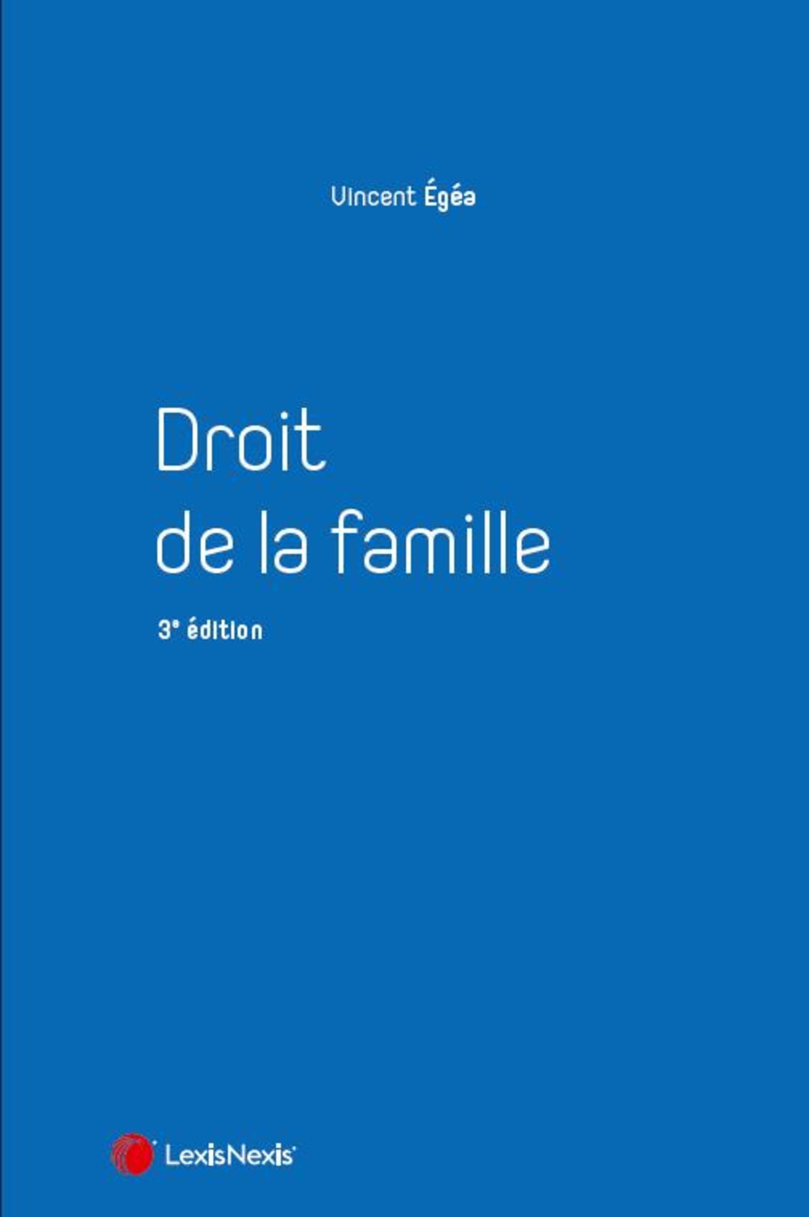 DROIT DE LA FAMILLE - A JOUR DE LA REFORME DU DIVORCE