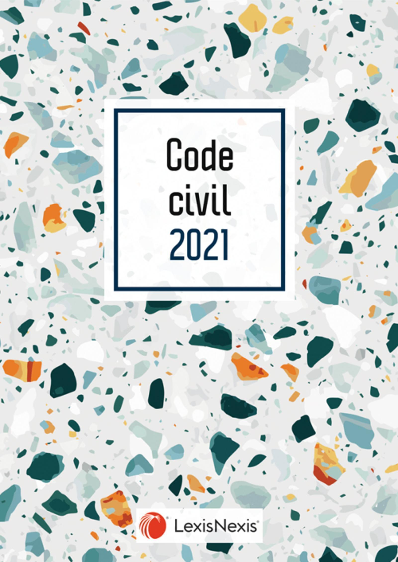 CODE CIVIL 2021 - JAQUETTE 3