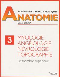 ANATOMIE MYOLOGIE 3 MEMBRE SUPERIEUR