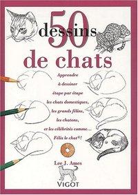 50 DESSINS DE CHATS