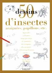 50 DESSINS D INSECTES