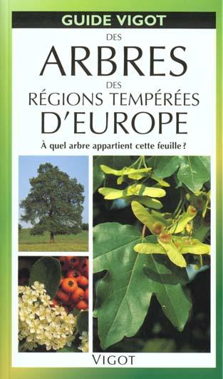 ARBRES REGIONS TEMPEREES