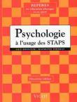 PSYCHO USAGE STAPS 2E