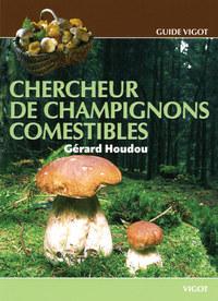 CHERCHEUR DE CHAMPIGNONS COMESTIBLES