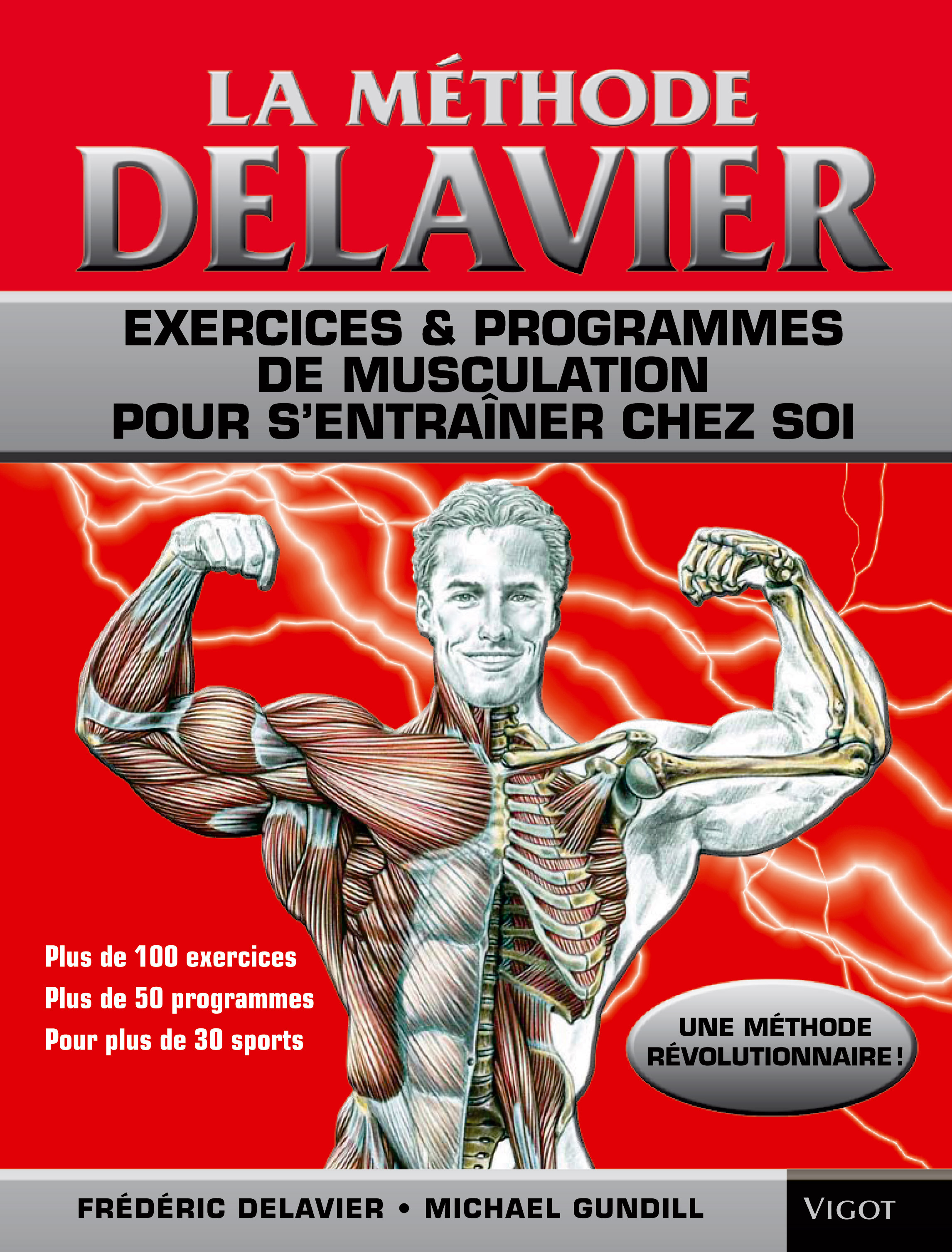 LA METHODE DELAVIER DE MUSCULATION