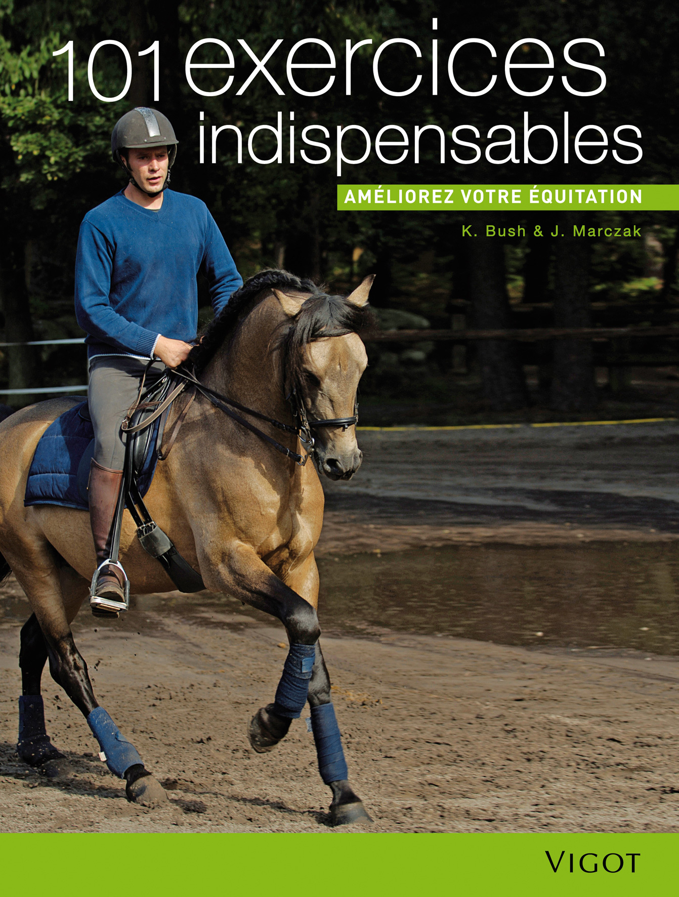 101 EXERCICES EN EQUITATION