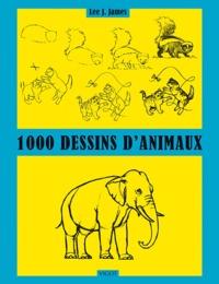 1000 DESSINS D'ANIMAUX