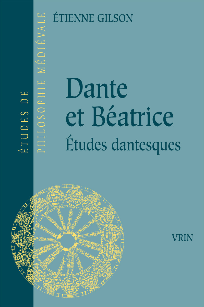 DANTE ET BEATRICE ETUDES DANTESQUES
