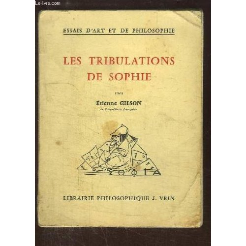 LES TRIBULATIONS DE SOPHIE