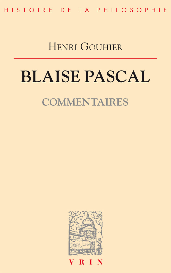 BLAISE PASCAL  COMMENTAIRES