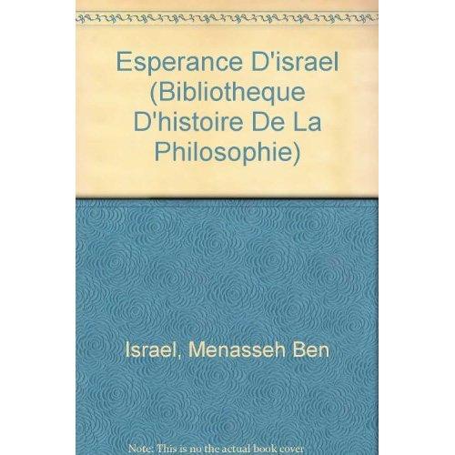 ESPERANCE D'ISRAEL