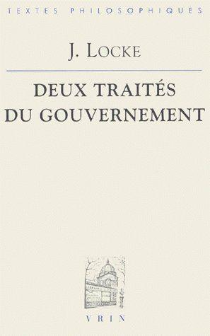 DEUX TRAITES DU GOUVERNEMENT