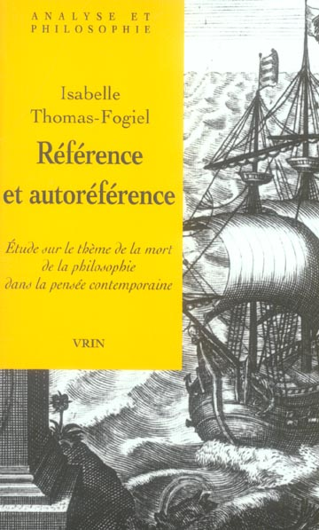 REFERENCE ET AUTO-REFERENCE