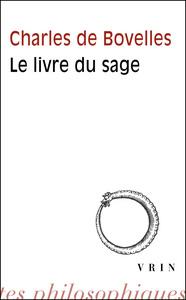 LE LIVRE DU SAGE
