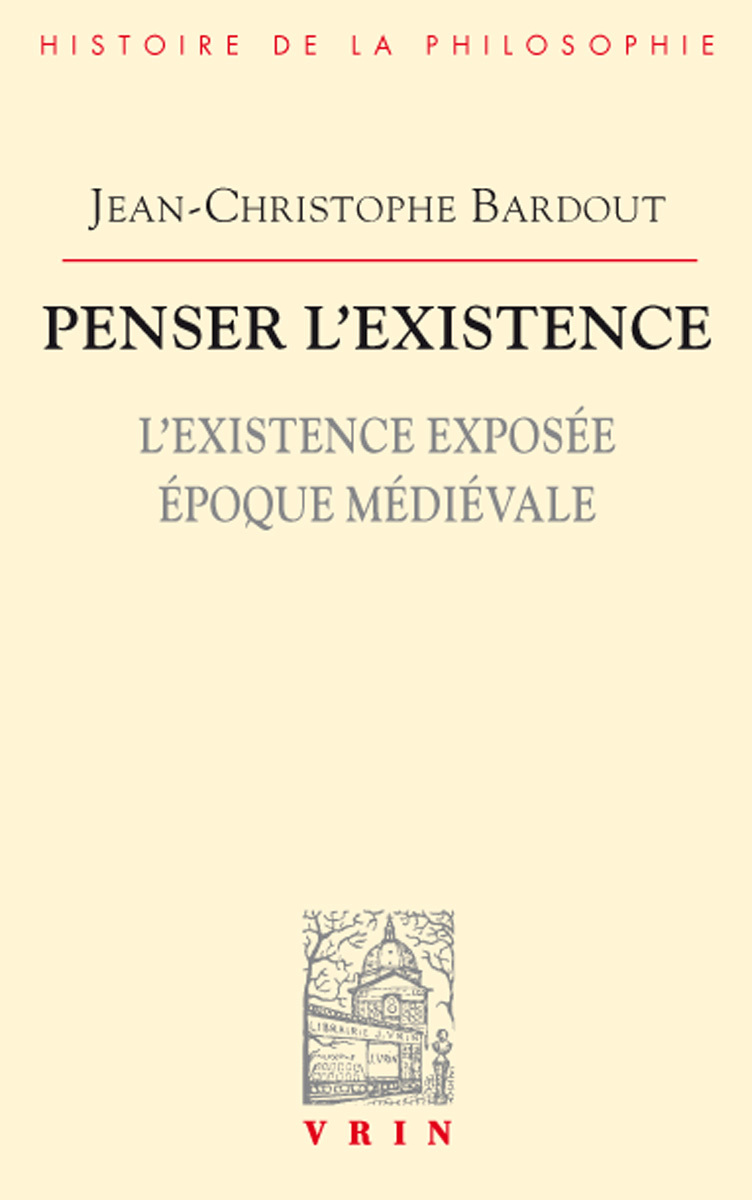 PENSER L EXISTENCE L EXISTENCE EXPOSEE EPOQUE MEDIEVALE