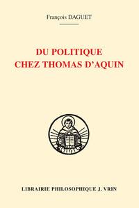 DU POLITIQUE CHEZ THOMAS D AQUIN