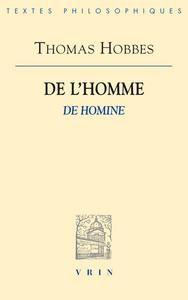 DE L HOMME