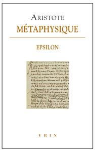 METAPHYSIQUE EPSILON