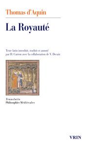 LA ROYAUTE, AU ROI DE CHYPRE