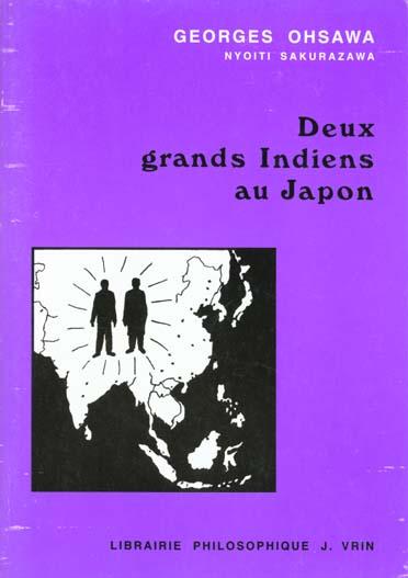 DEUX GRANDS INDIENS AU JAPON