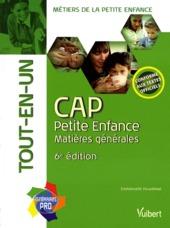 CAP PETITE ENFANCE MATIERES GENERALES TOUT EN UN