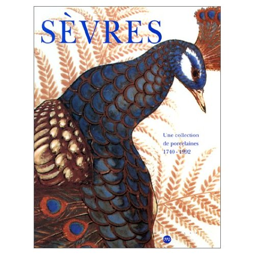 SEVRES COLLECTION PORCELAINES