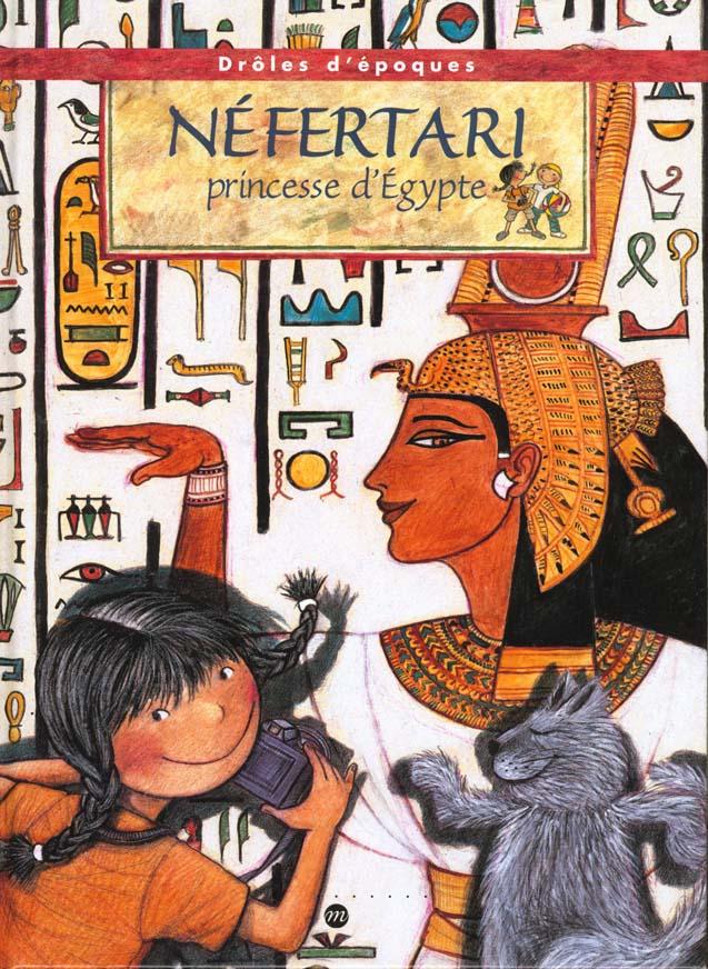 NEFERTARI PRINCESSE D EGYPTE
