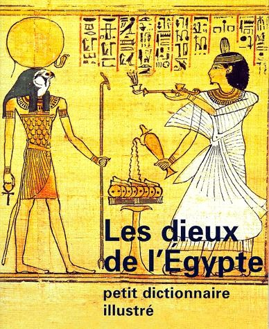 DIEUX DE L EGYPTE