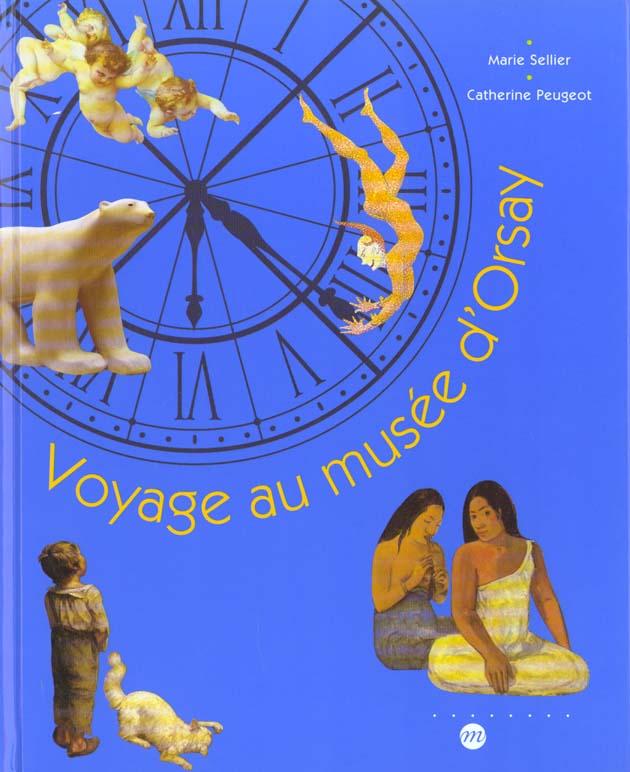 VOYAGE AU MUSEE D ORSAY