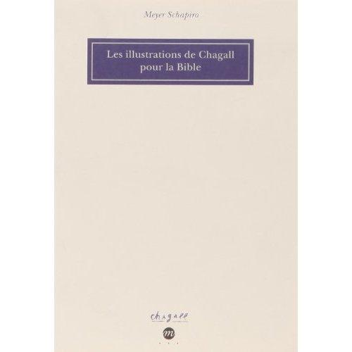 LES ILLUSTRATIONS DE CHAGALL POUR LA BIBLE