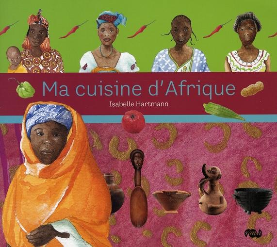 MA CUISINE D AFRIQUE