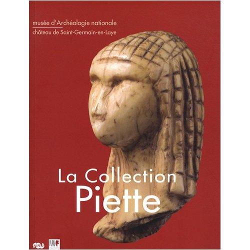 LA COLLECTION PIETTE-MUSEE D ARCHEOLOGIE NATIONALE-CHATEAU ST GERMAIN EN LAYE