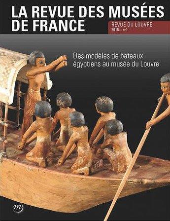 REVUE DES MUSEES DE FRANCE 1 -2016