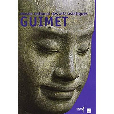 GUIDE MUSEE ARTS ASIATIQUES GUIMET, FRANCAIS