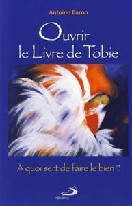 OUVRIR LE LIVRE DE TOBIE