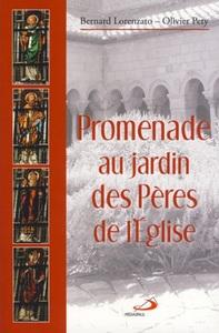 PROMENADE AU JARDIN DES PERES DE L'EGLISE