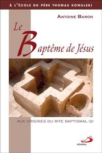 BAPTEME DE JESUS (LE)
