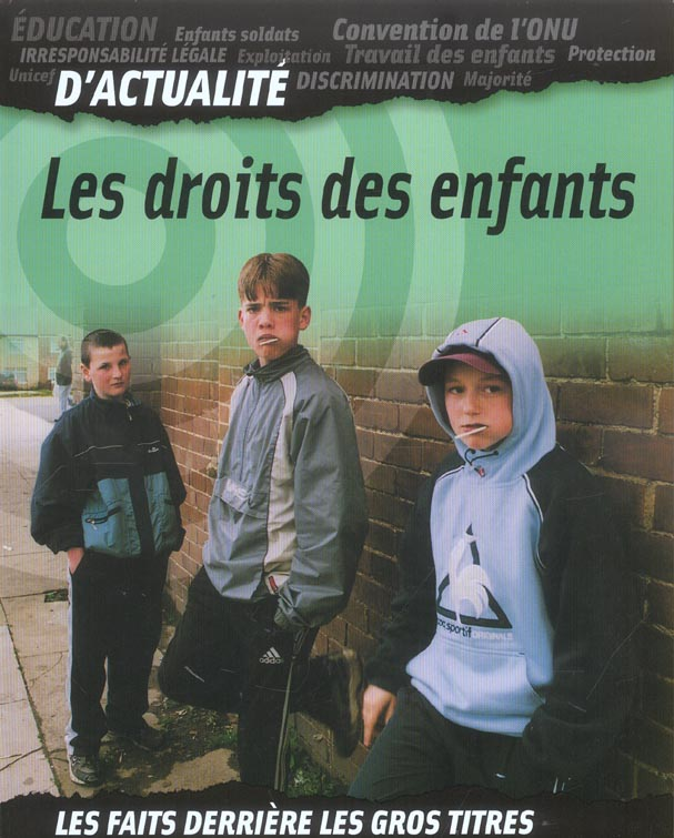 LE DROITS DES ENFANTS