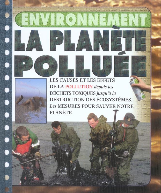 LA PLANETE POLLUEE