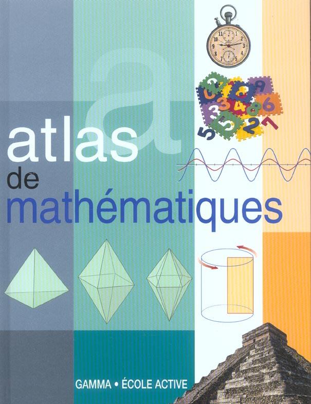 ATLAS DE MATHEMATIQUES