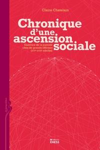 CHRONIQUE D'UNE ASCENSION SOCIALE - EXERCICE DE LA PARENTE C