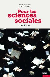 POUR LES SCIENCES SOCIALES - 101 LIVRES