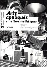 ARTS APPLIQUES ET CULTURES ARTISTIQUES 2E - PROFESSEUR - CORRIGES