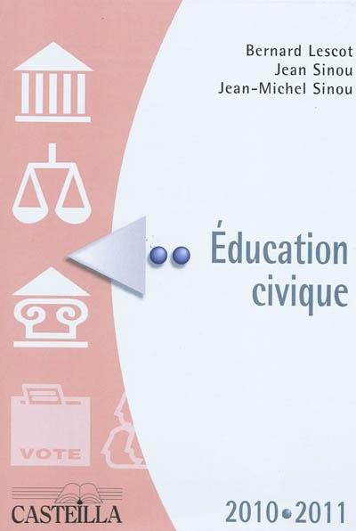 AIDE MEMOIRE D'EDUCATION CIVIQUE