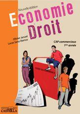 ECONOMIE DROIT - CAP COMMERCIAUX 1ERE ANNEE