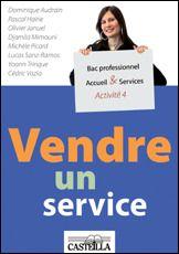 VENDRE UN SERVICE A4